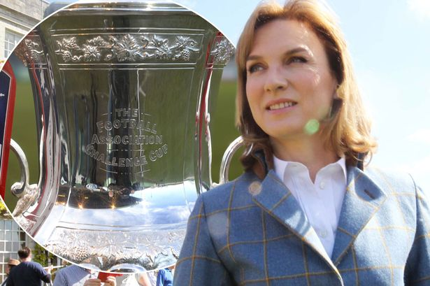 FA Cup trophy makes Antiques Roadshow history by becoming highest-valued object