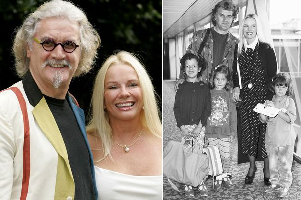 Pamela Stephenson reveals why she doesn't go on tour with Billy Connolly