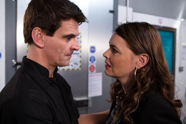 Monday soaps: Tracy's present to Nick goes down like a lead balloon in Corrie
