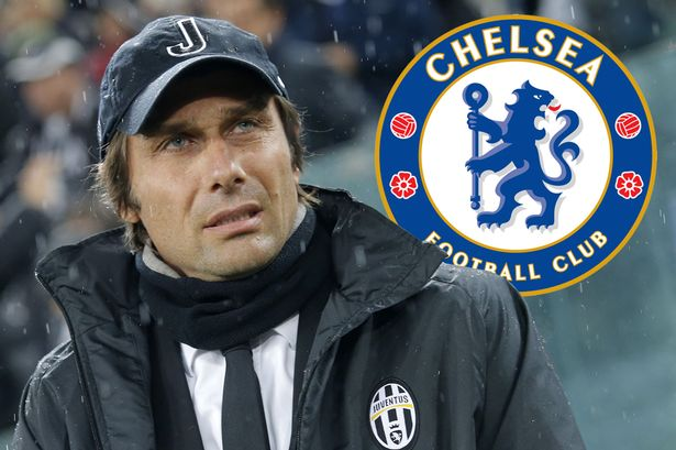 Chelsea locked in battle for Italy boss Antonio Conte with AC Milan