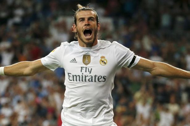 Gareth Bale didn't know he'd broken Gary Lineker's La Liga scoring record until he received text message