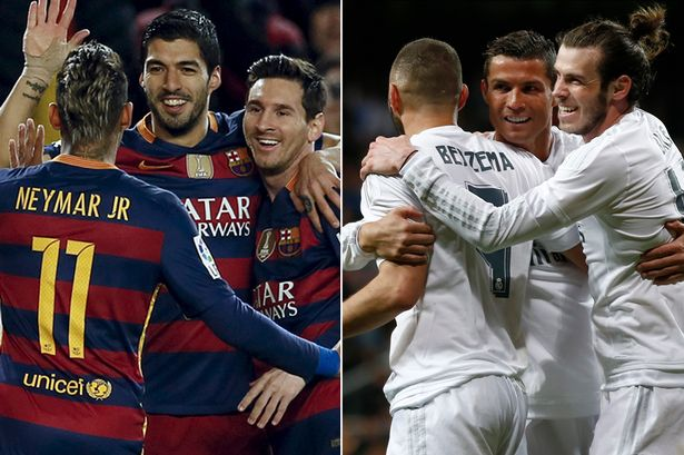 Why Bale, Benzema and Ronaldo will be fresher than Messi, Suarez and Neymar for El Clasico