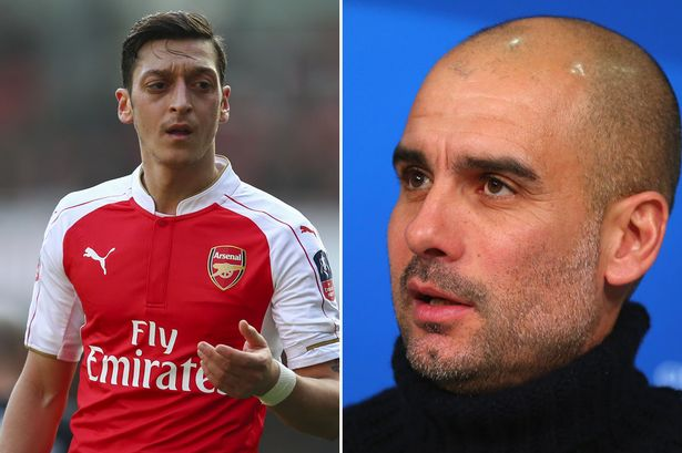 Mesut Ozil says Arsenal will make big signings to compete with Pep Guardiola's Manchester City