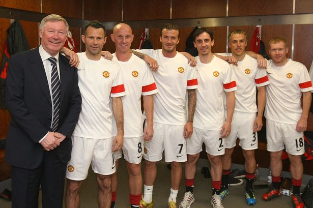 Manchester United legend Ryan Giggs reveals what he REALLY thinks of his Class of '92 team-mates