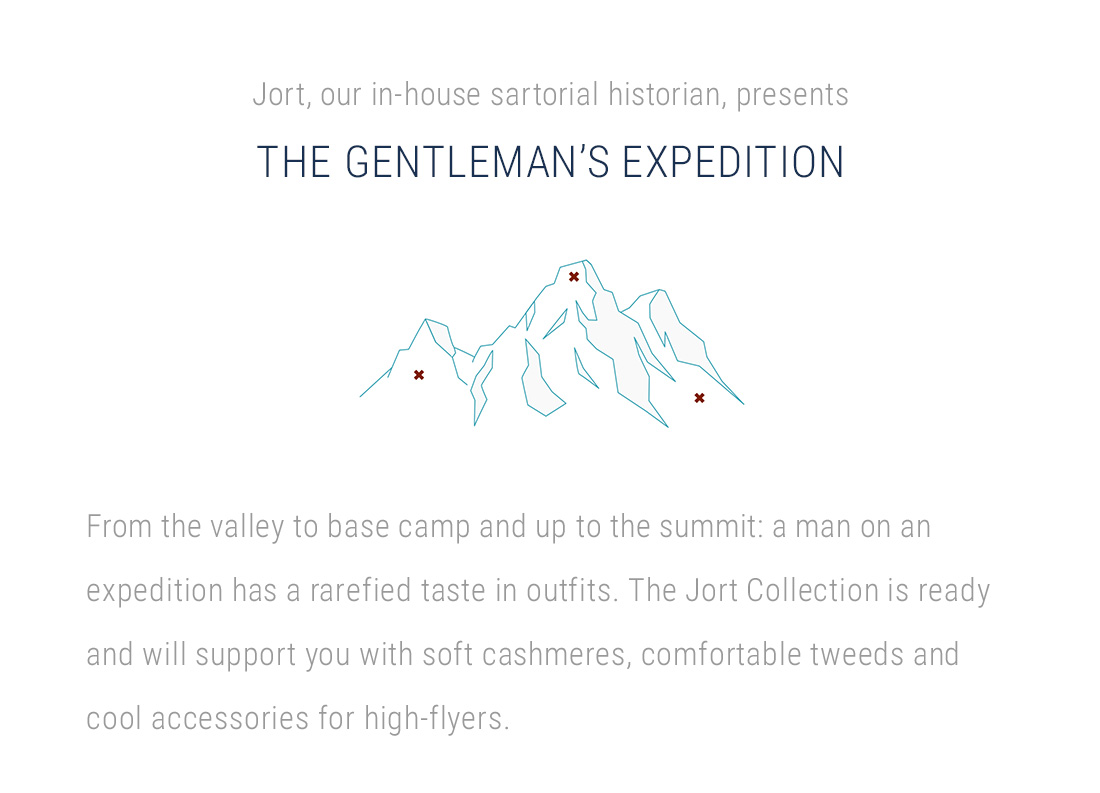 The gentlemans expedition