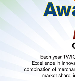 TWICE Retail Innovation Awards Issue - Reserve Your Space Today