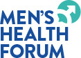 Men's Health Forum logo