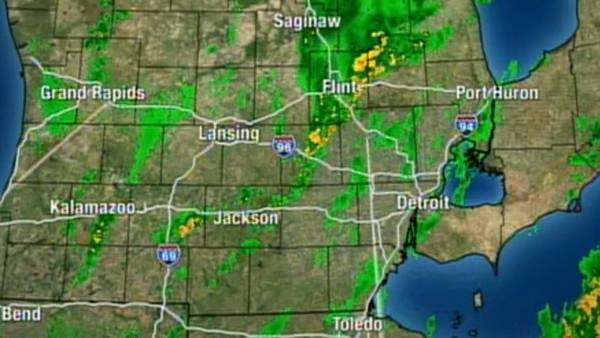 Image: Thunderstorm warning issued for Macomb, Sanilac and St.Clair counties