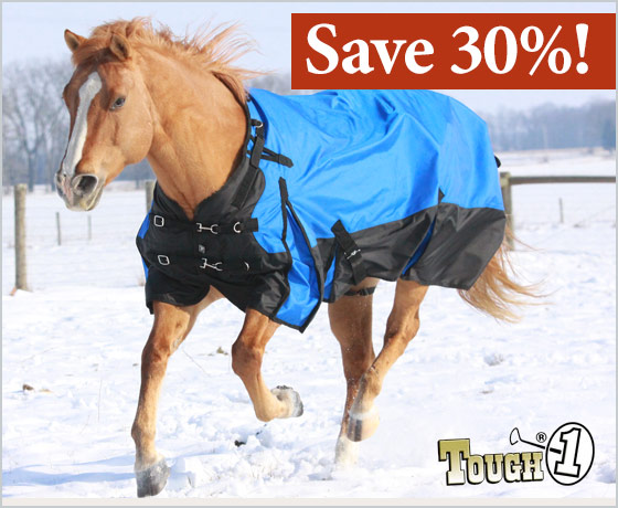Tough-1 Snuggit 1680D Turnout Blanket†