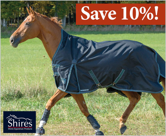 Shires StormBreaker 1200D Lite High Neck†