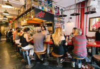 Dizengoff Launches Israeli Family-Style Dinner Next Week
