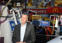 New York's Fast Food Workers May Soon Have A Little More ScheduleStability