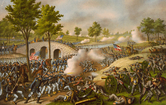 Irish have the last word at Antietam, site of the Civil War's deadliest day