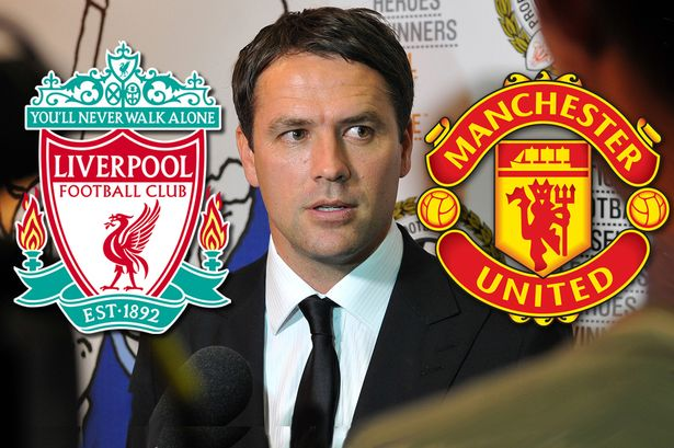 Michael Owen reveals he only signed for Manchester United after Liverpool snub