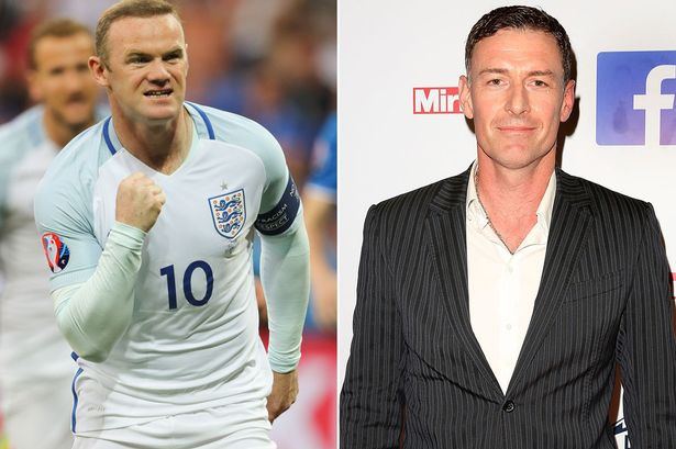 Chris Sutton slams England captain Wayne Rooney's display against Slovakia:
