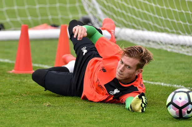Liverpool stopper Loris Karius declares himself