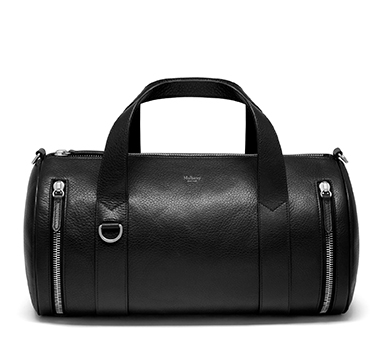 Round Ended Holdall