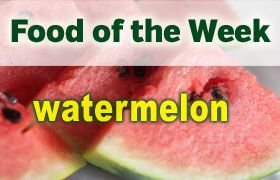 Food of the Week