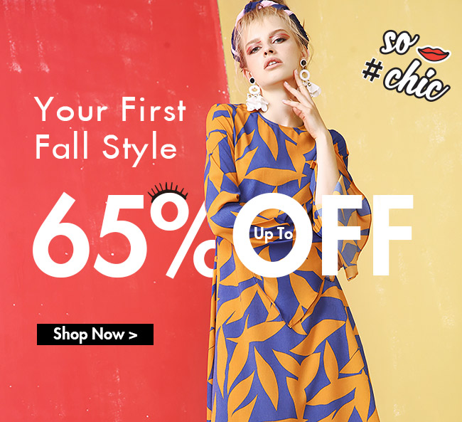 you first fall style 65&