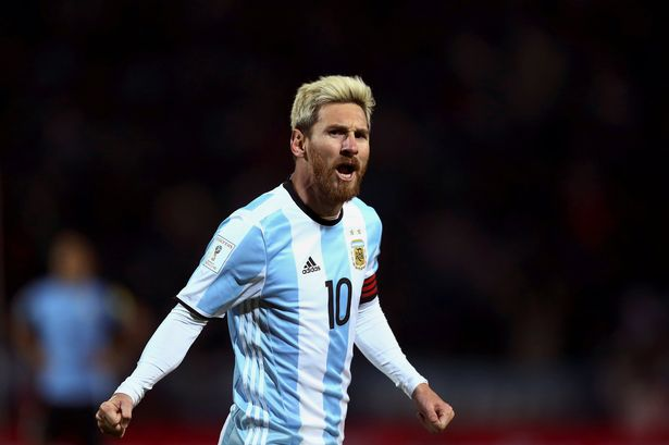 Lionel Messi to fly back to Barcelona after suffering injury in Argentina comeback against Uruguay