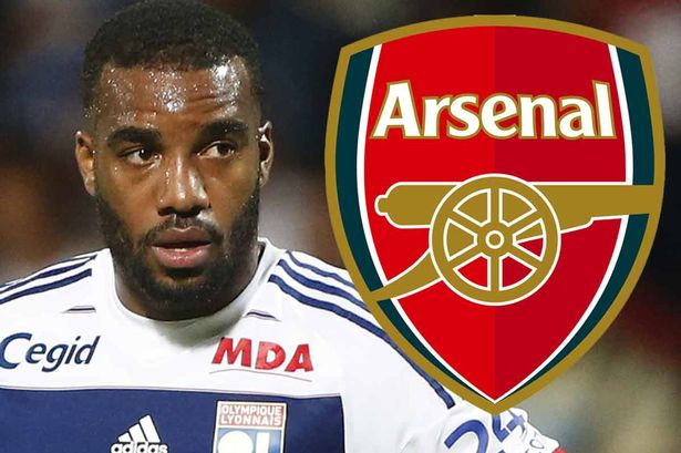 Arsenal transfer news and rumours: Alexandre Lacazette offered new contract at Lyon?