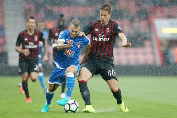 Eddie Howe insists Jack Wilshere has ALREADY given Bournemouth players a boost