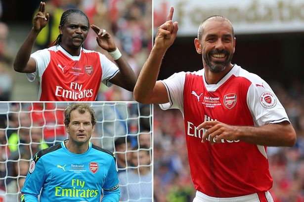 Arsenal legends Robert Pires, Jens Lehmann and Kanu have their say on Arsene Wenger