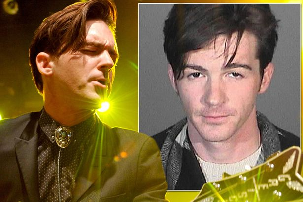 Drake Bell is released from prison after just 48 hours after DUI