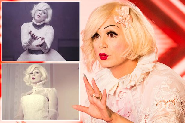 X Factor 'living doll' Sada Vidoo EXPOSED as Platinum-selling act from Denmark