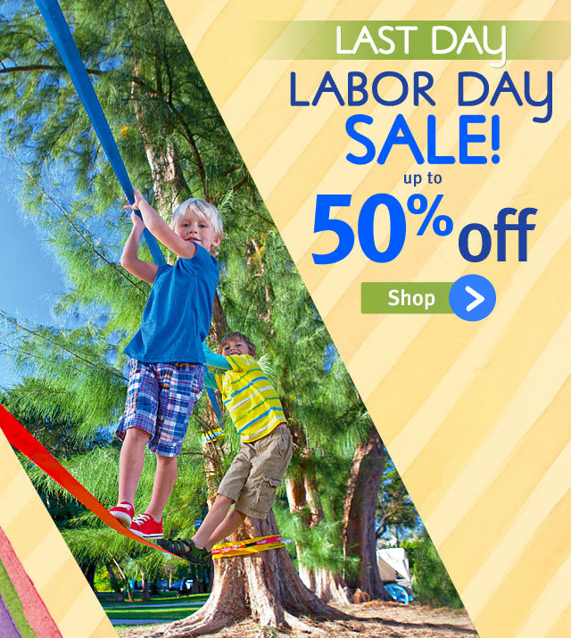 Last Day for the Labor Day Sale! Up to 50% off! Shop ›