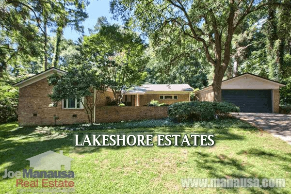 Lakeshore Estates Tallahassee