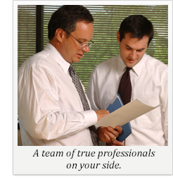 Photo: Louis Navellier -- A team of true professionals on your side.
