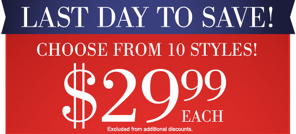 Labor Day Blowout!
