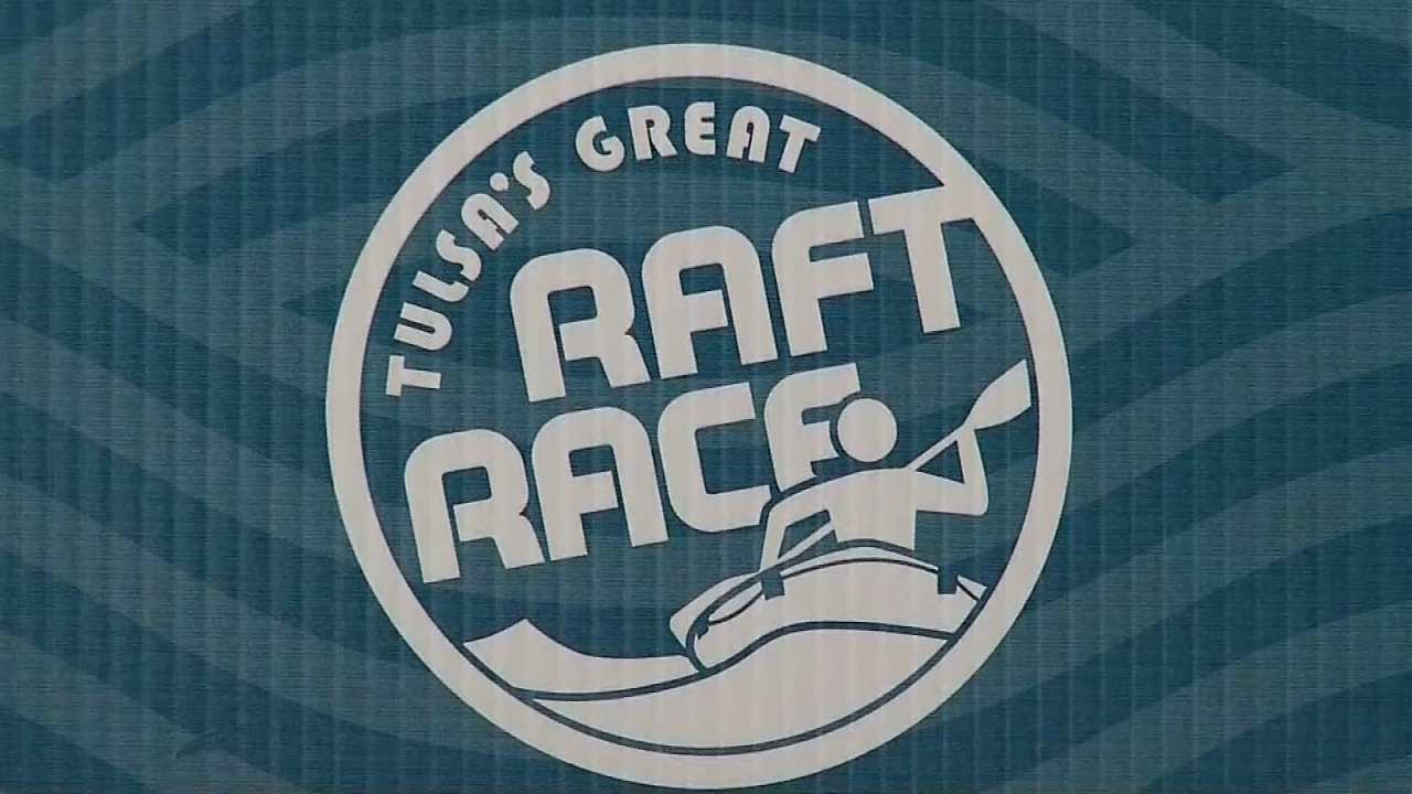 Tulsa's Great Raft Race Prepares For Launch