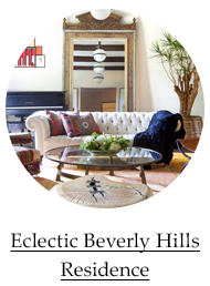 Eclectic Beverly Hills Residence