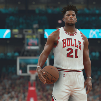 NBA 2K17 will support HDR on Xbox One S