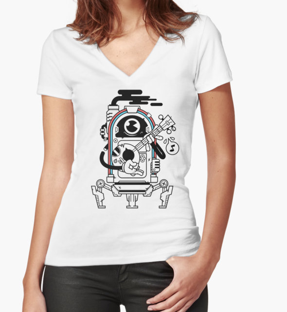 JukeBot - T-Shirt Edit