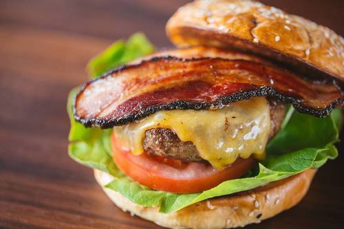 Watch: How to Make a Picture-Perfect Burger