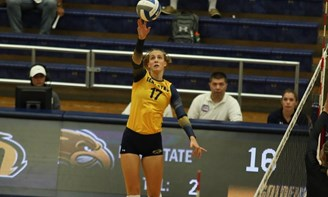 Bittinger and Geraghty Earn Golden Flashes Classic All-Tournament Team Honors