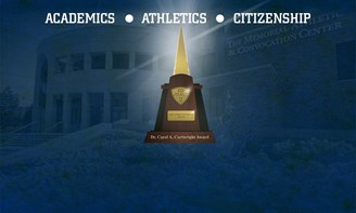 MAC Honors Kent State with 2015-16 Cartwright Award