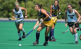 Field Hockey Suffers First Loss of Season at No. 11 Stanford