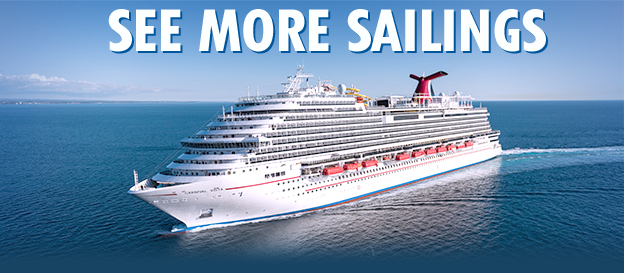 SEE MORE WAYS TO SAIL. SEARCH ALL CRUISES