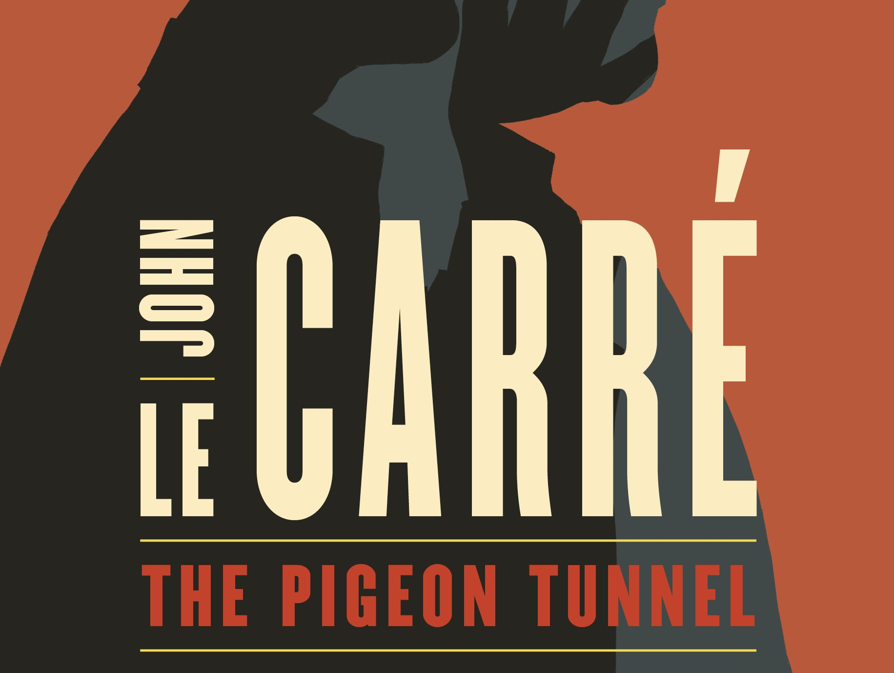 'The Pigeon Tunnel' by John le Carre