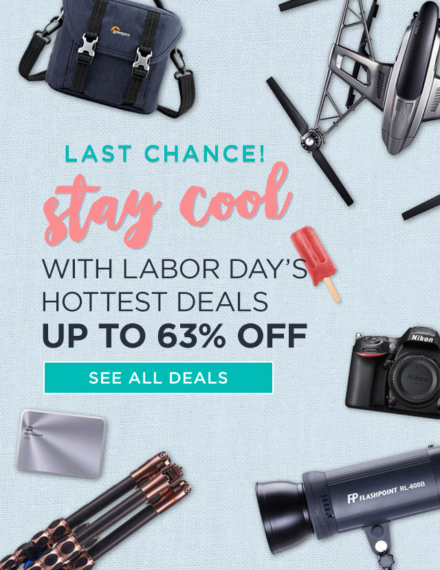 Last Chance, Save Up to 63% Off!