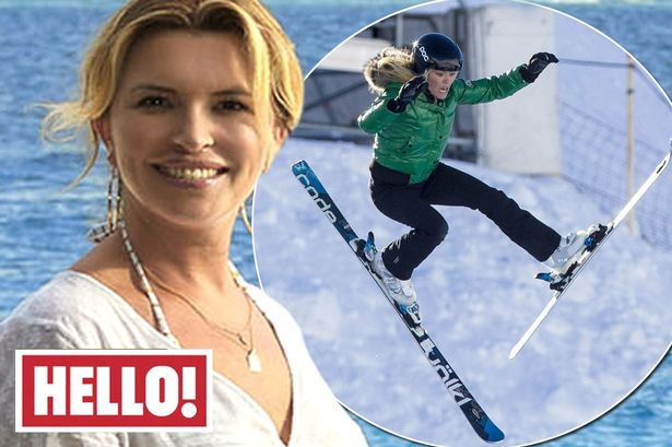 Tina Hobley reveals full extent of horrific injuries sustained on The Jump