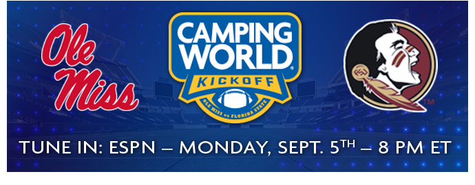 Camping World Kickoff