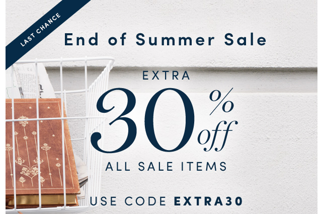 LAST CHANCE