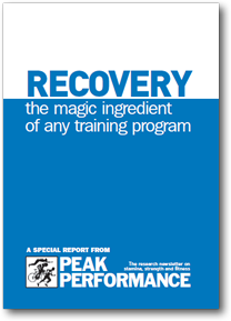 Recovery: The Magic Ingredient Cover