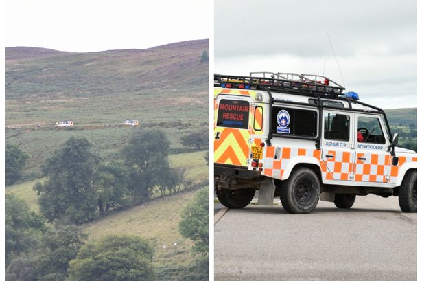 Woman killed after car plunges down Horseshoe Pass embankment