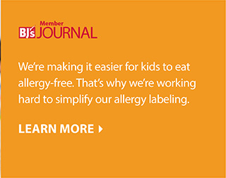 Making it easier for kids to eat allergy-free - LEARN MORE
